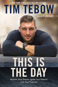 Tim Tebow to release new book,
