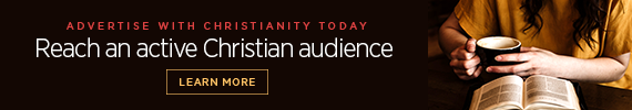 Advertise with Christianity Today